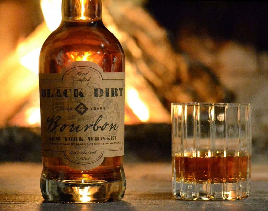 Bourbon-Fireplace